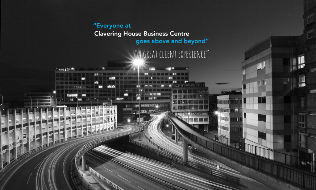 Clavering House Business Centre in Newcastle - Clavering