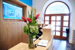 Reception Services